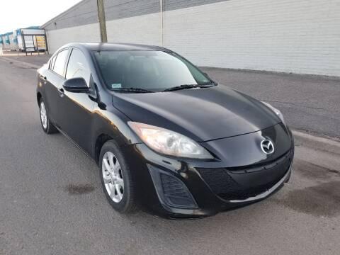 2010 Mazda MAZDA3 for sale at Red Rock's Autos in Denver CO