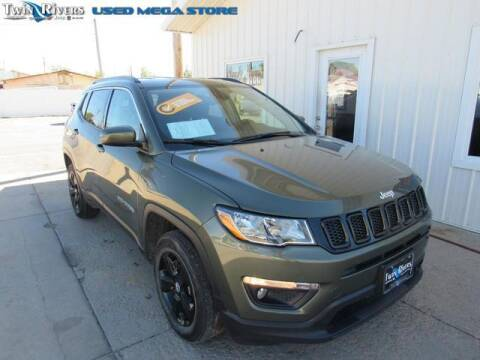 2018 Jeep Compass for sale at TWIN RIVERS CHRYSLER JEEP DODGE RAM in Beatrice NE