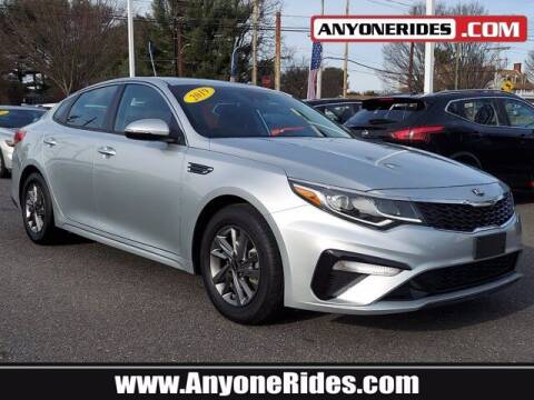 2019 Kia Optima for sale at ANYONERIDES.COM in Kingsville MD