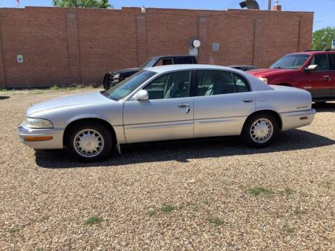 1999 Buick Park Avenue for sale at Paris Fisher Auto Sales Inc. in Chadron NE
