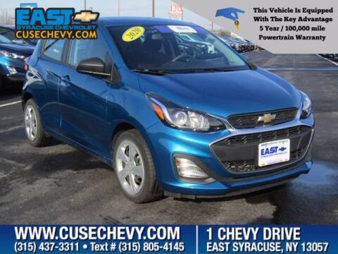 2020 Chevrolet Spark for sale at East Syracuse Performance Sales & Service in Syracuse NY