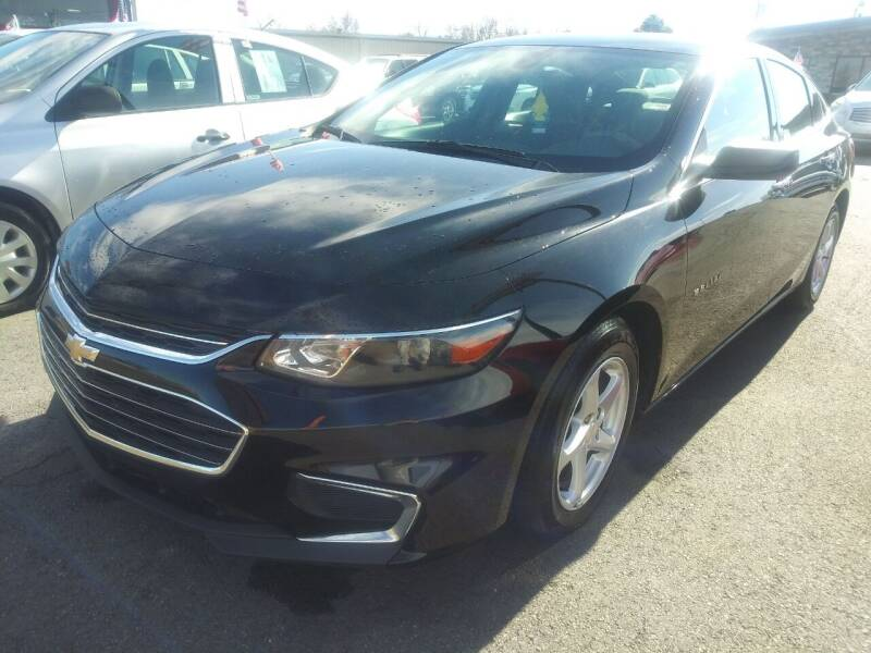 2017 Chevrolet Malibu for sale at Auto Credit Xpress - Sherwood in Sherwood AR