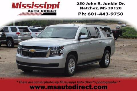 2017 Chevrolet Suburban for sale at Auto Group South - Mississippi Auto Direct in Natchez MS