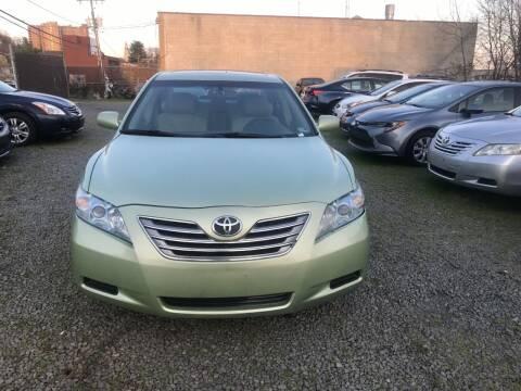 2007 Toyota Camry Hybrid for sale at A & B Auto Finance Company in Alexandria VA