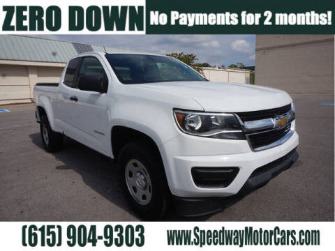2017 Chevrolet Colorado for sale at Speedway Motors in Murfreesboro TN