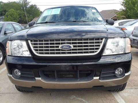 2003 Ford Explorer for sale at Auto Haus Imports in Grand Prairie TX