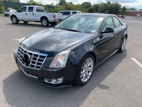 2012 Cadillac CTS for sale at Diana Rico LLC in Dalton GA