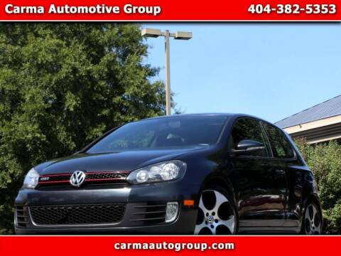 2012 Volkswagen GTI for sale at Carma Auto Group in Duluth GA