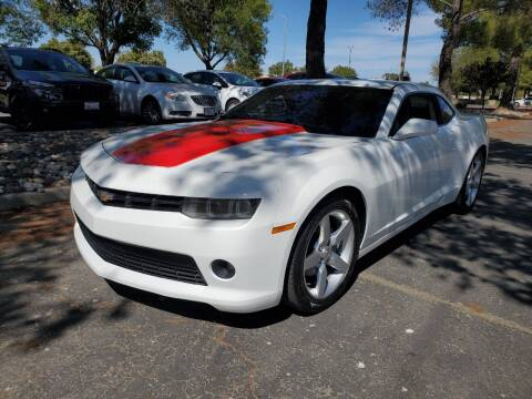 2015 Chevrolet Camaro for sale at Matador Motors in Sacramento CA