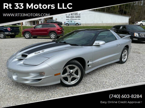 2000 Pontiac Firebird for sale at Rt 33 Motors LLC in Rockbridge OH