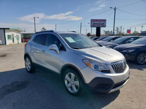 2015 Buick Encore for sale at Jamrock Auto Sales of Panama City in Panama City FL