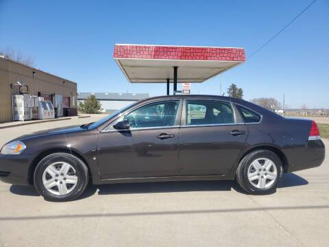 2008 Chevrolet Impala for sale at Dakota Auto Inc. in Dakota City NE