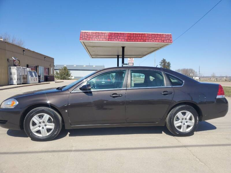 2008 Chevrolet Impala for sale at Dakota Auto Inc. in Dakota City NE