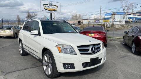 2010 Mercedes-Benz GLK for sale at CarSmart Auto Group in Murray UT