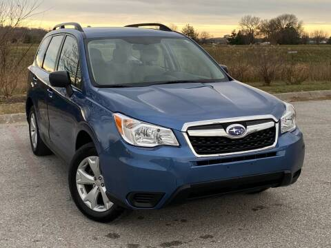 2016 Subaru Forester for sale at Big O Auto LLC in Omaha NE