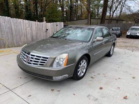 2010 Cadillac DTS for sale at Carflex Auto in Charlotte NC