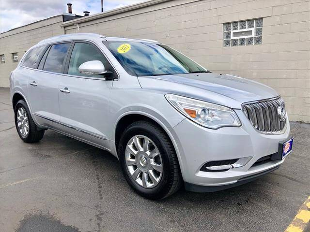 2013 Buick Enclave for sale at Richardson Sales & Service in Highland IN