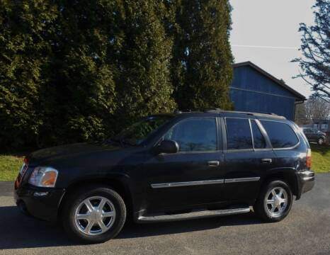 2008 GMC Envoy for sale at CARS II in Brookfield OH