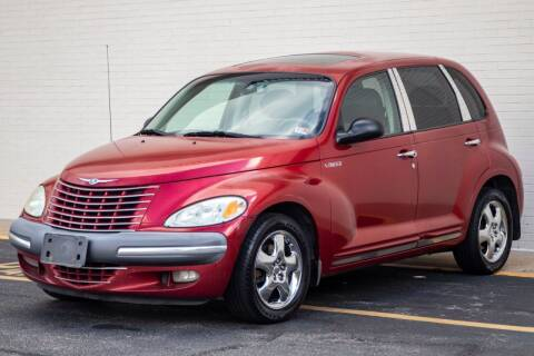 2001 Chrysler PT Cruiser for sale at Carland Auto Sales INC. in Portsmouth VA