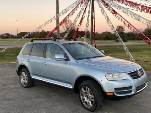 2005 Volkswagen Touareg for sale at COUNTRYSIDE MOTORS in Opelika AL
