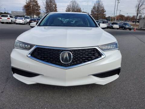 2018 Acura TLX for sale at Southern Auto Solutions - Georgia Car Finder - Southern Auto Solutions - Acura Carland in Marietta GA