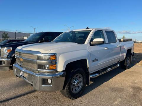 2019 Chevrolet Silverado 2500HD for sale at Truck Buyers in Magrath AB