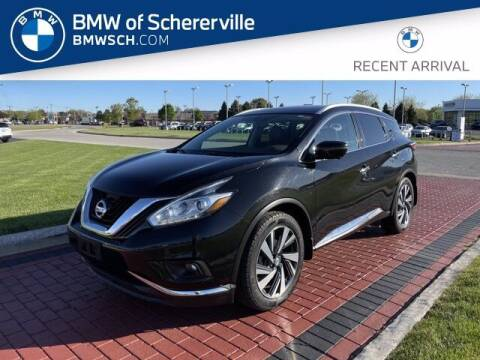 2016 Nissan Murano for sale at BMW of Schererville in Shererville IN