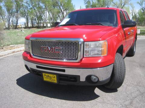 2011 GMC Sierra 1500 for sale at Pollard Brothers Motors in Montrose CO