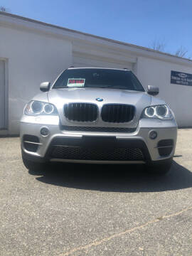 2012 BMW X5 for sale at HYANNIS FOREIGN AUTO SALES in Hyannis MA