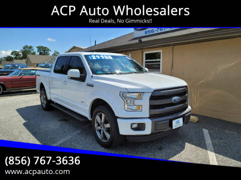2015 Ford F-150 for sale at ACP Auto Wholesalers in Berlin NJ