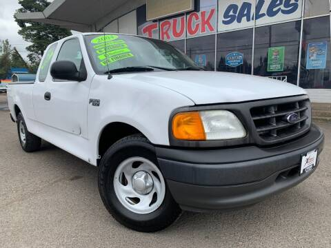 2004 Ford F-150 Heritage for sale at Xtreme Truck Sales in Woodburn OR