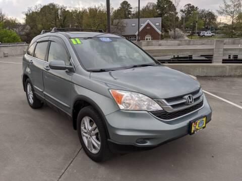 2011 Honda CR-V for sale at QC Motors in Fayetteville AR