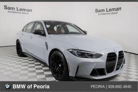 2021 BMW M3 for sale at BMW of Peoria in Peoria IL