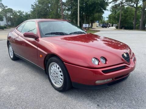 1996 Alfa Romeo GTV6 for sale at Global Auto Exchange in Longwood FL