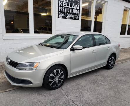 2011 Volkswagen Jetta for sale at Kellam Premium Auto Sales & Detailing LLC in Loudon TN