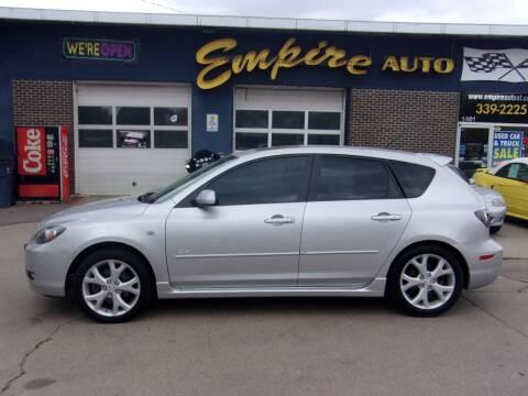 2008 Mazda MAZDA3 for sale at Empire Auto Sales in Sioux Falls SD