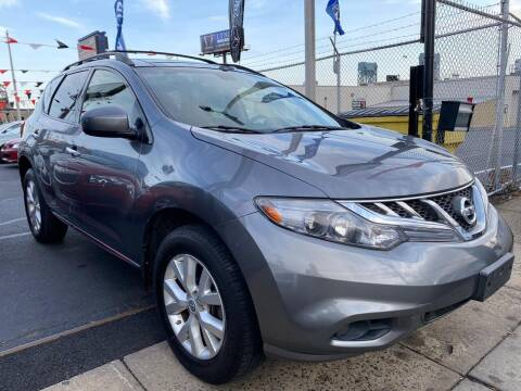 2013 Nissan Murano for sale at GW MOTORS in Newark NJ