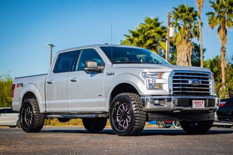 2017 Ford F-150 for sale at Jerrys Auto Sales in San Benito TX