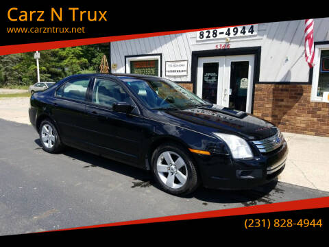 2007 Ford Fusion for sale at Carz N Trux in Twin Lake MI