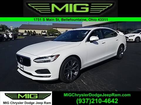 2018 Volvo S90 for sale at MIG Chrysler Dodge Jeep Ram in Bellefontaine OH
