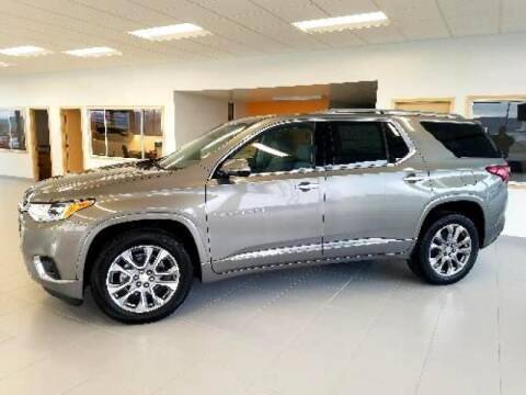 2019 Chevrolet Traverse for sale at Painter's Mitsubishi in Saint George UT
