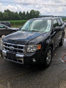 2010 Ford Escape for sale at A Better Deal in Port Murray NJ