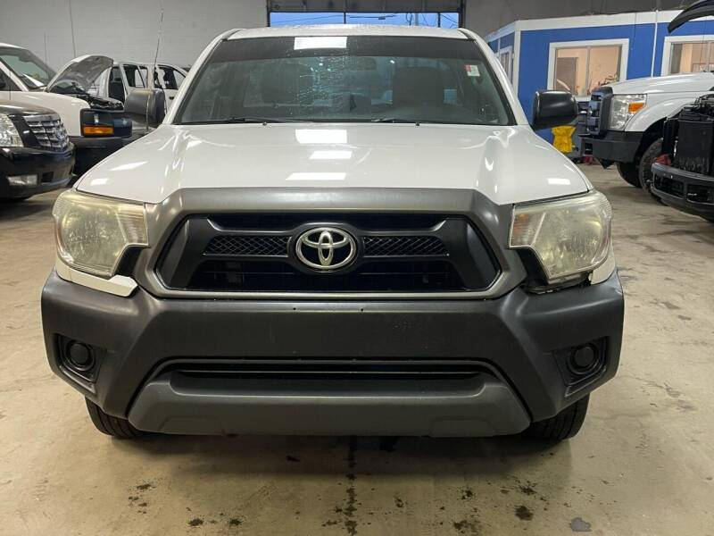 2013 Toyota Tacoma for sale at Ricky Auto Sales in Houston TX