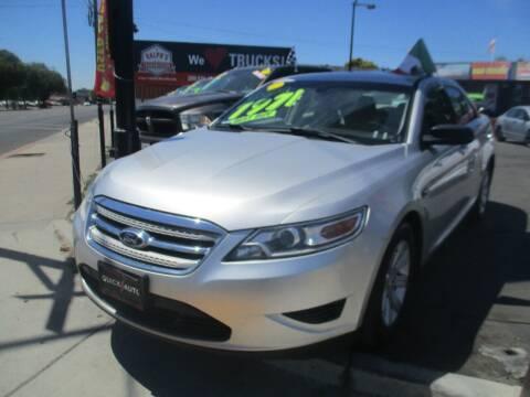 2011 Ford Taurus for sale at Quick Auto Sales in Modesto CA