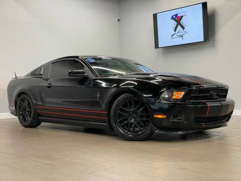 2012 Ford Mustang for sale at TX Auto Group in Houston TX