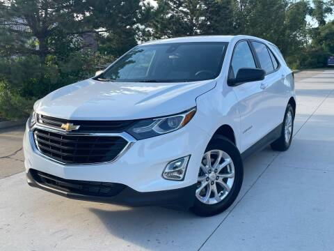 2020 Chevrolet Equinox for sale at A & R Auto Sale in Sterling Heights MI