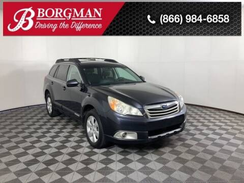 2010 Subaru Outback for sale at BORGMAN OF HOLLAND LLC in Holland MI