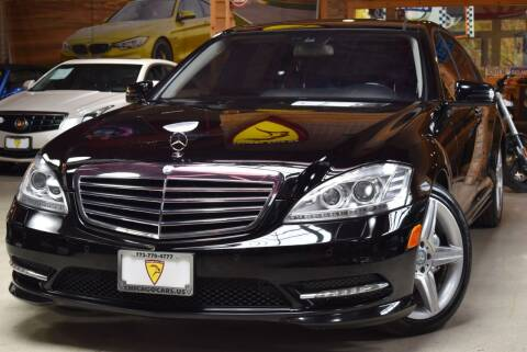 2010 Mercedes-Benz S-Class for sale at Chicago Cars US in Summit IL