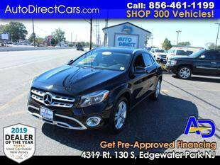 2018 Mercedes-Benz GLA for sale at Auto Direct Trucks.com in Edgewater Park NJ