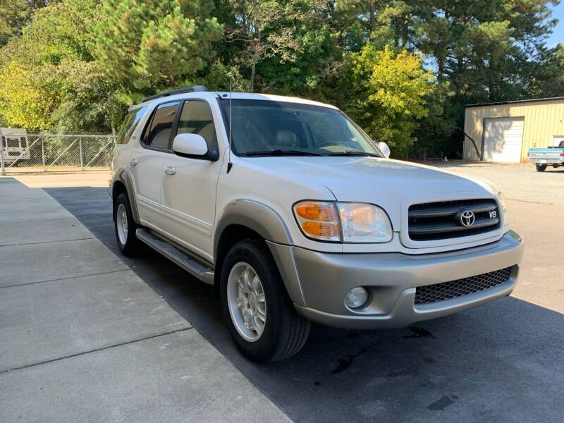 2004 Toyota Sequoia for sale at EMH Imports LLC in Monroe NC